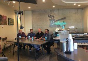 Brothers at Penelopeio Coffee & Tea
